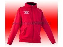 Bunda Umbro MerchZip (červená) Textil - Bundy