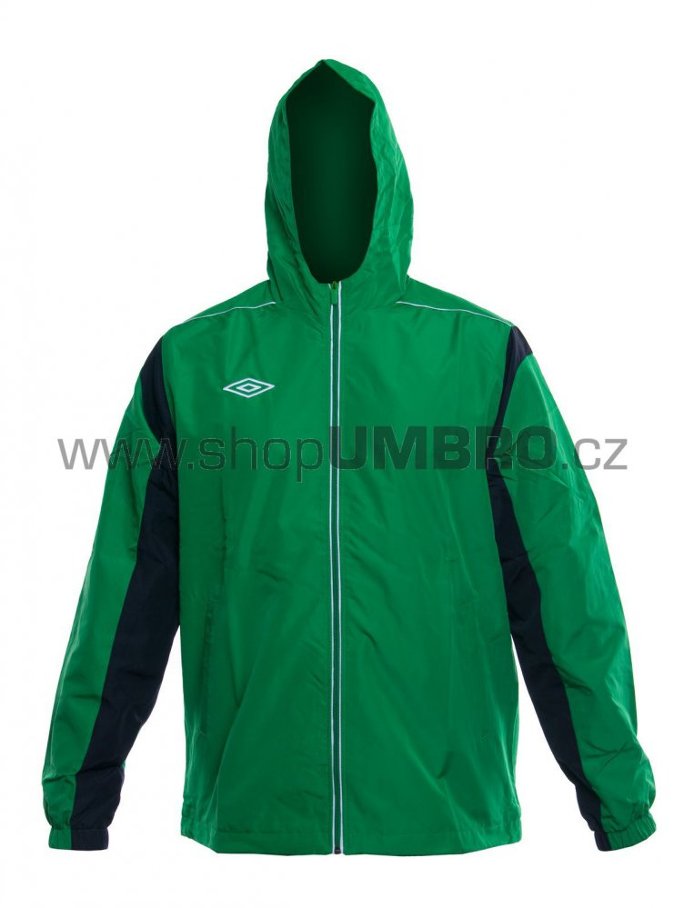 Umbro Bunda TRNG SHOWER-A- zelená - Bundy