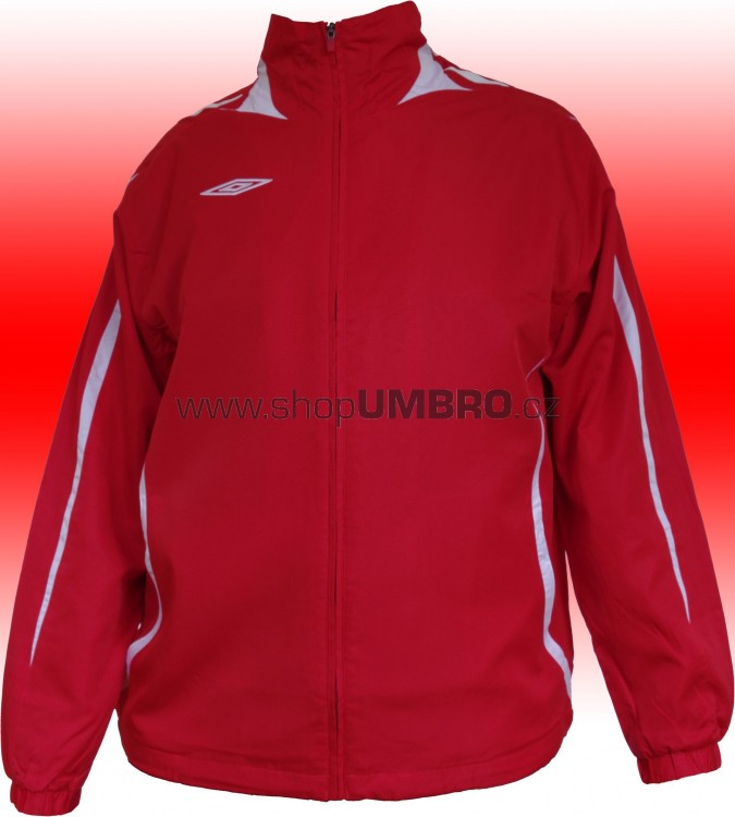 Umbro Bunda TRAINING SHOWER -DD- (červená) - Bundy