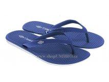Umbro Pantofle FLIP FLOP modré