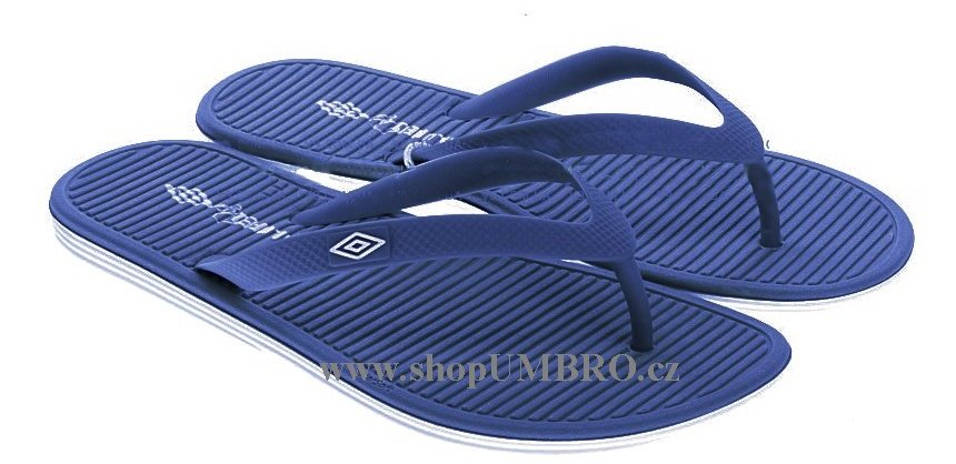 Umbro Pantofle FLIP FLOP modré - Obuv