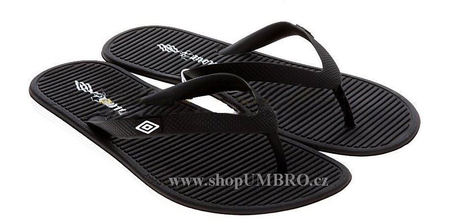 Umbro Pantofle FLIP FLOP černé