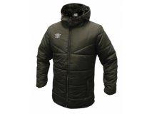 Umbro zimní bunda TEAM PADDED černá Textil - Bundy