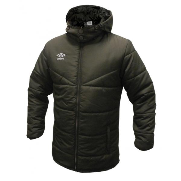 Umbro zimní bunda TEAM PADDED černá - Bundy
