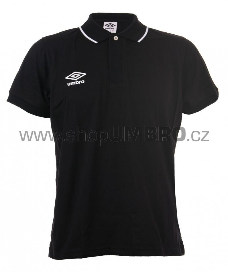 Umbro triko PRIMA POLO černé - Trika