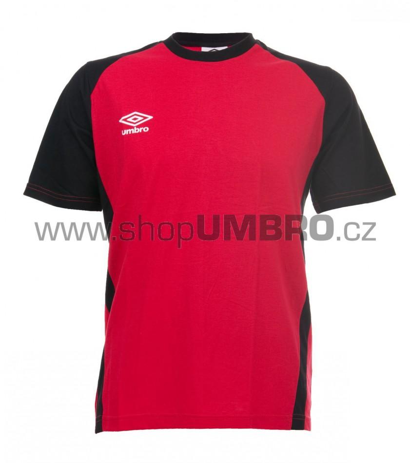 Umbro triko TRNG. PRIMA červené - Trika