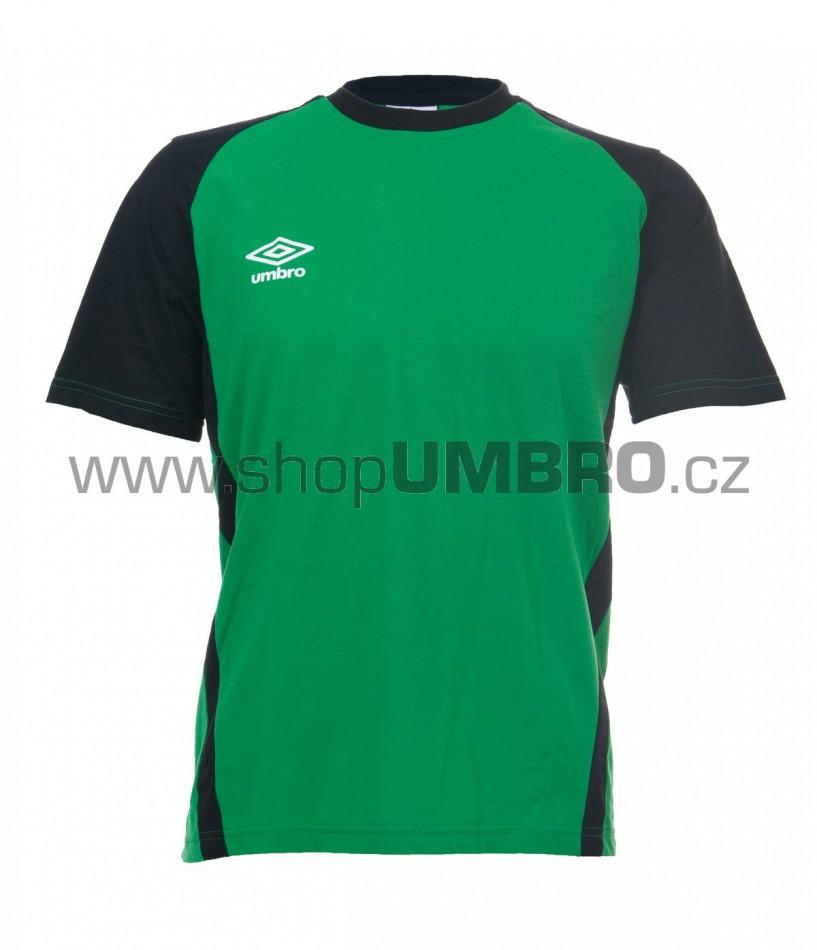 Umbro triko TRNG. PRIMA zelené - Trika
