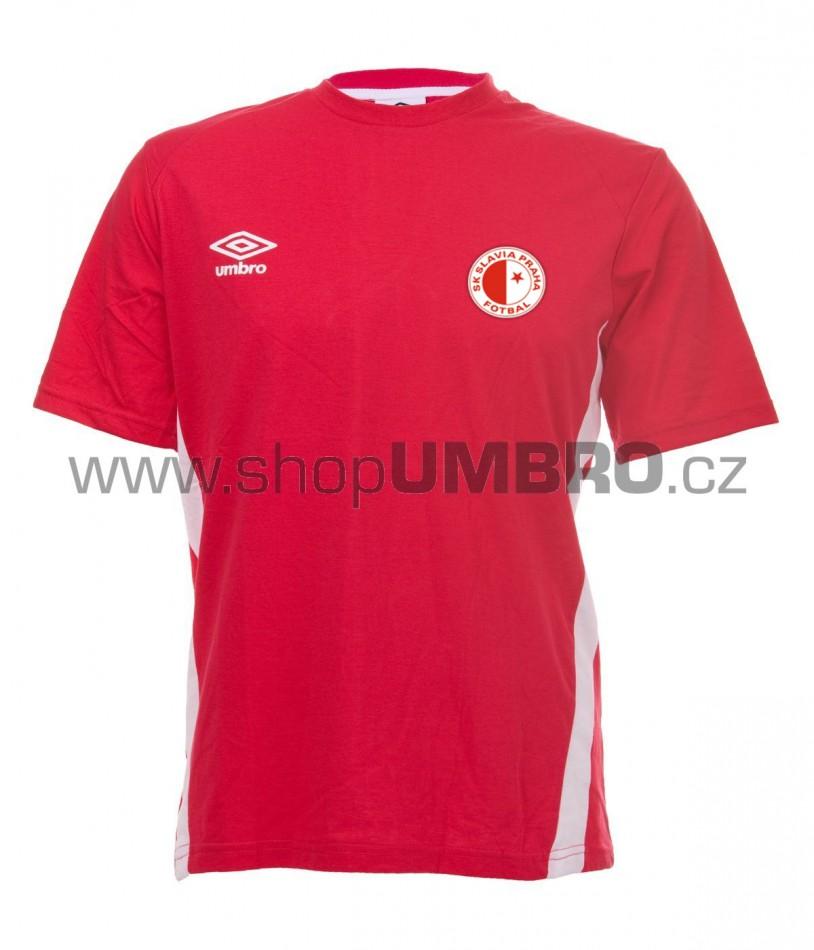 Umbro triko Slavia T. PRIMA červené - shop SK SLAVIA PRAHA