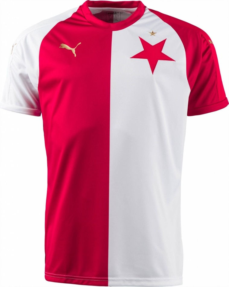 PUMA dres Slavia Praha 2018-19 PRO - shop SK SLAVIA PRAHA