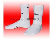 Umbro Ponožky PERFORMANCE 3pack (bílá) Doplňky