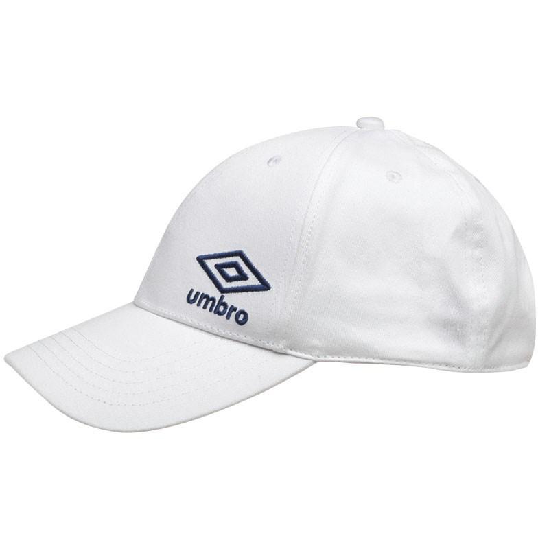 Umbro čepice LOGO CAP bílá - Čepice