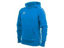 Umbro mikina UX1 hood modrá Textil - Mikiny