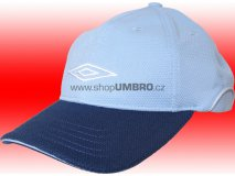 B. Cap HALF PIQUE STRECH (světle modrá) Jr. Textil - Čepice