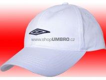 B. Cap FC DIAMOND Jr. (bílá) Textil - Čepice