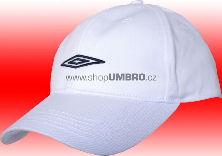 B. Cap FC DIAMOND Jr. (bílá) - Čepice