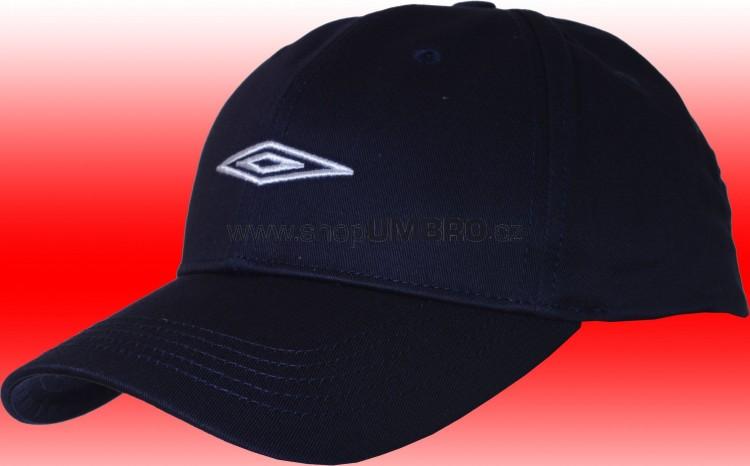 B. Cap FC DIAMOND (modrá) dětská - Čepice