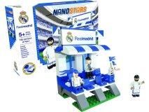 NANOSTARS: Real Madrid - tribuna Fanshop - Fotbalové 3D stadiony