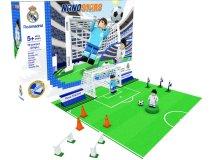 NANOSTARS: Real Madrid - penalty Fanshop - Fotbalové 3D stadiony