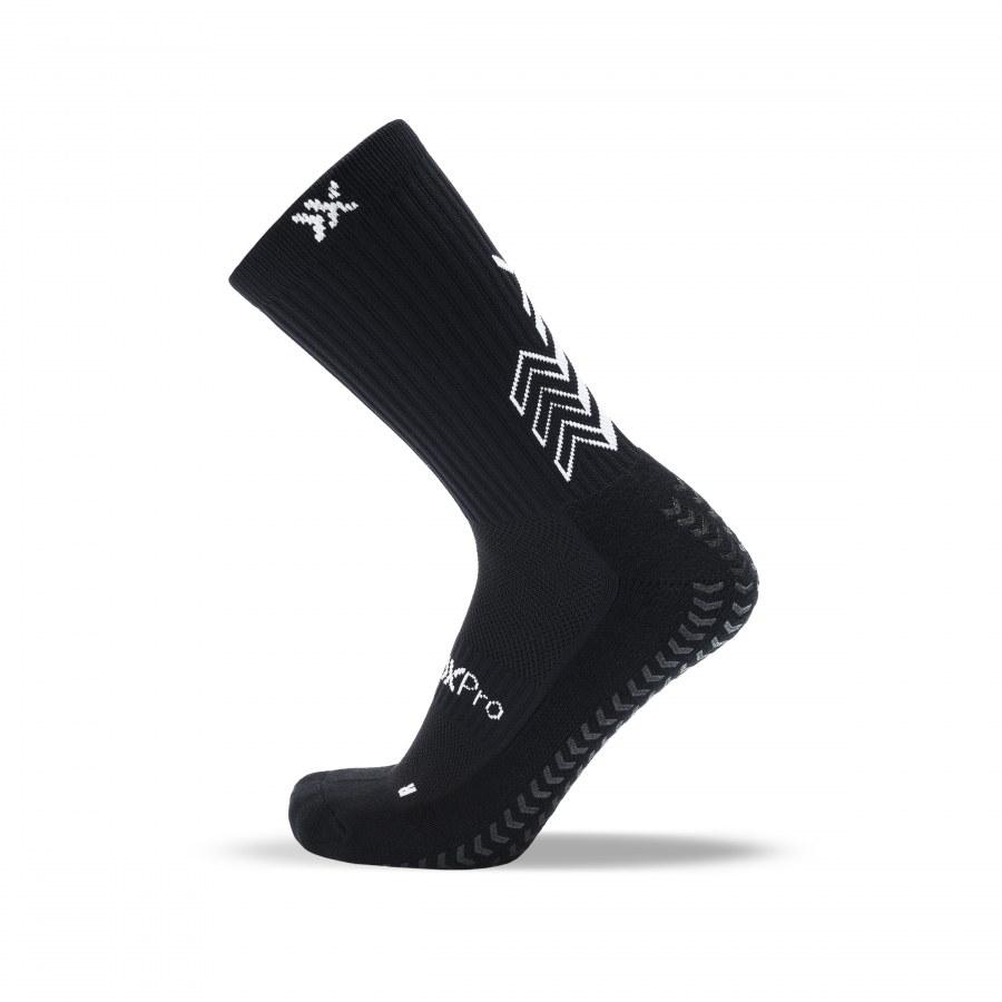 SOX-PRO BLACK - Protiskluzové ponožky SOX-PRO