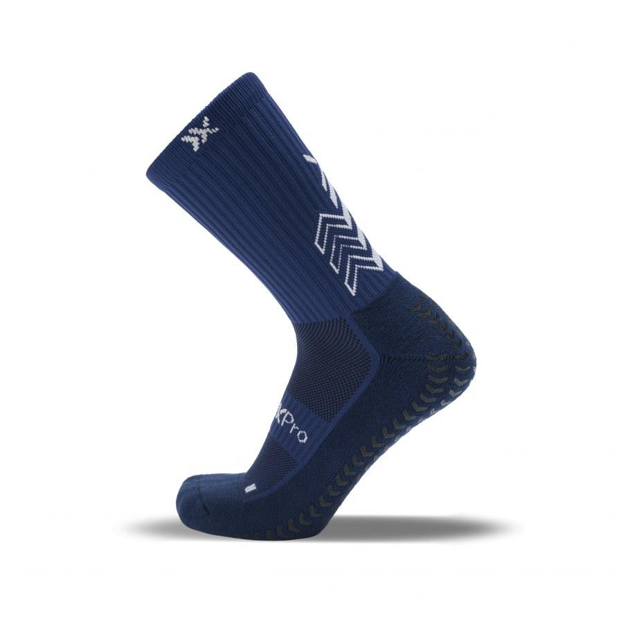 SOX-PRO NAVY - Protiskluzové ponožky SOX-PRO