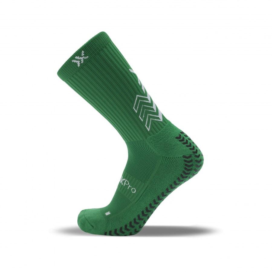 SOX-PRO GREEN - Protiskluzové ponožky SOX-PRO