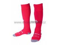 Umbro Stulpny LEAGUE červené Textil - Stulpny