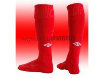 Umbro Stulpny ELITE -X- (červená) Textil - Stulpny
