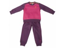 Umbro Dětská souprava FLAKE - fialová/růžová Textil - Soupravy
