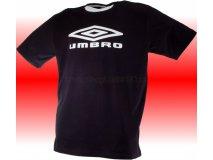 Umbro Tričko ESS CORE BASIC (černá) Textil - Trika