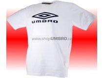 Umbro Tričko ESS CORE BASIC (bílá) Textil - Trika