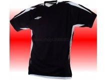 Umbro Tričko TEAM POLY -DD- (černá) Textil - Trika