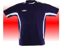 Umbro Tričko TEAM COTTON -DD-(tmavě modrá) Textil - Trika