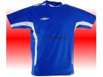 Umbro Tričko TEAM COTTON -DD-(světle modrá) Textil - Trika
