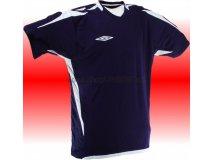 Umbro Tričko TEAM POLY -DD- (tmavě modrá) Textil - Trika