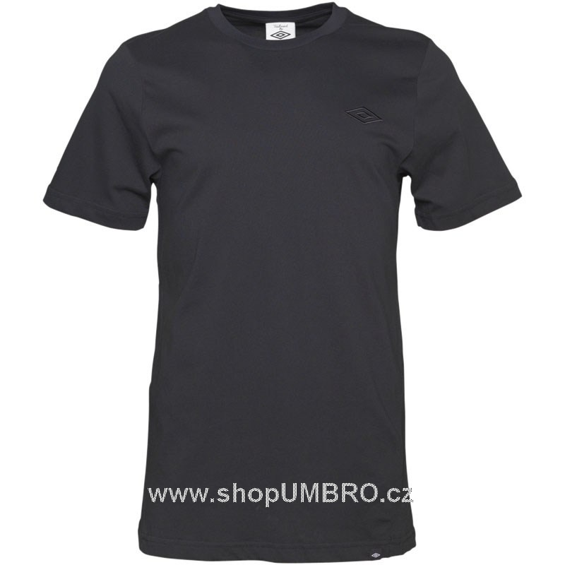 Umbro triko CREW TEE černé - Trika