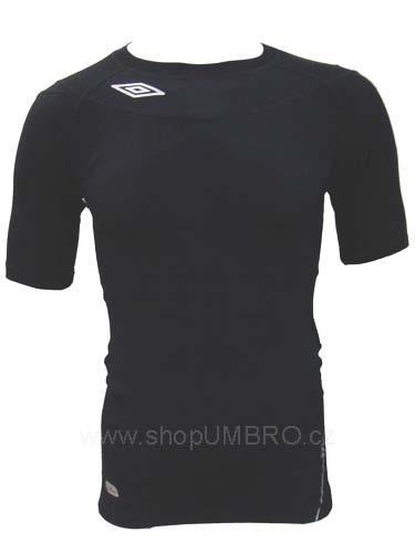 Tričko S/S CREW. 37° (černá) - Termoprádlo