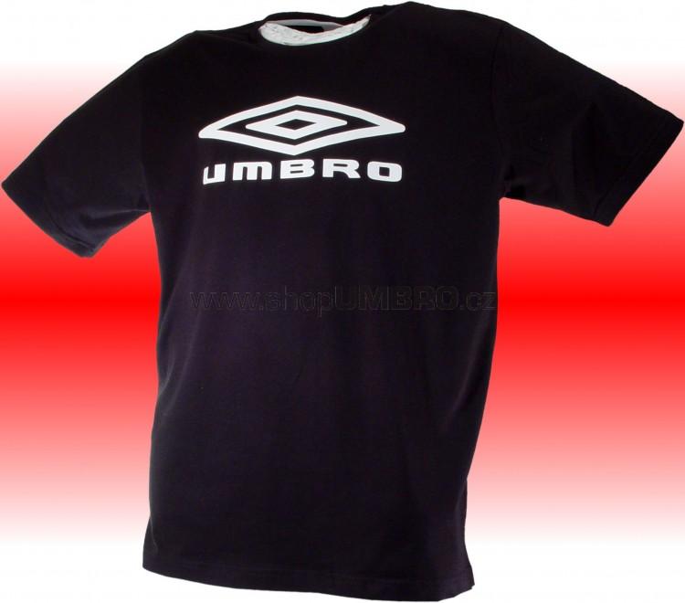 Umbro Tričko ESS CORE BASIC (černá) - Trika