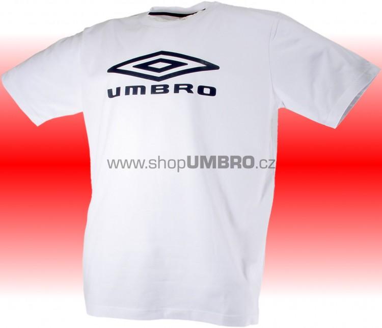 Umbro Tričko ESS CORE BASIC (bílá) - Trika