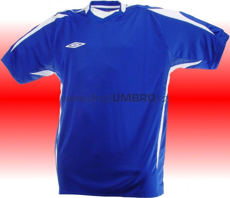 Umbro Tričko TEAM POLY -DD- (světle modrá) - Trika