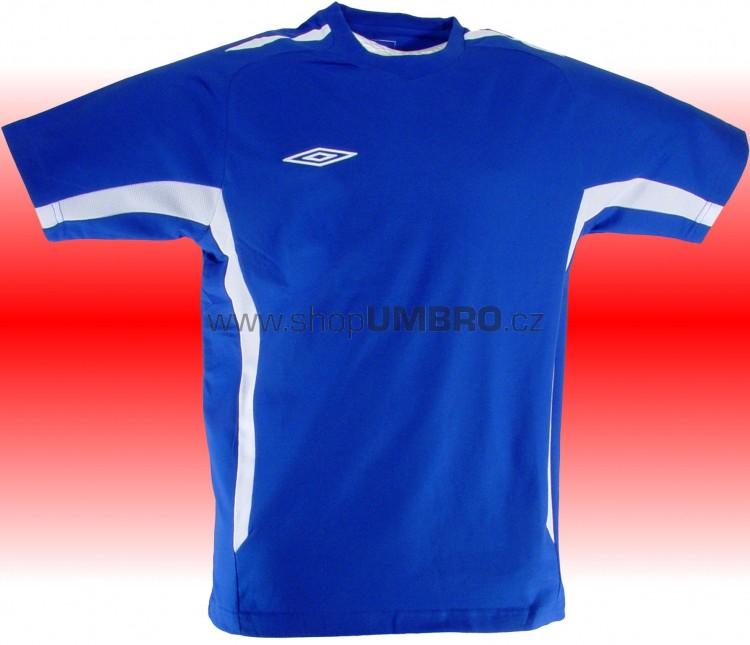 Umbro Tričko TEAM COTTON -DD- Jr(světle modrá) - Trika