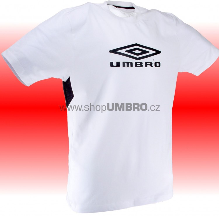 Umbro triko TRAINING II BASIC-1- (bílá) - Trika