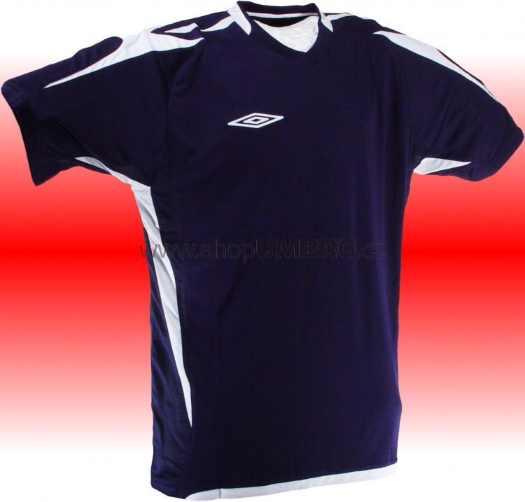 Umbro Tričko TEAM POLY -DD- (tmavě modrá) - Trika