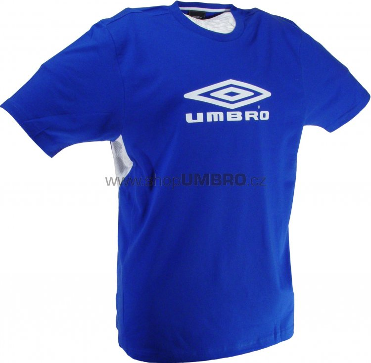 Umbro triko TRAINING II BASIC-1- (světle modrá) - Trika