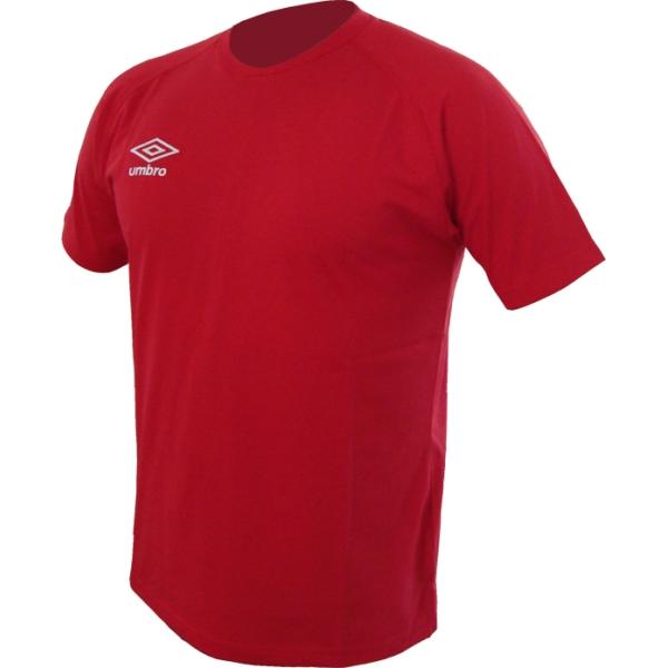 Umbro Triko TEAM CANFORD červené - Trika